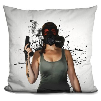 Bellatrix II Throw Pillow