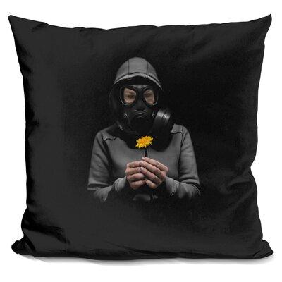 Toxic Hope Throw Pillow