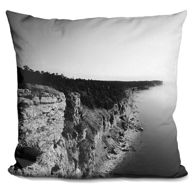 Marrero Where Sea Meets Land Throw Pillow