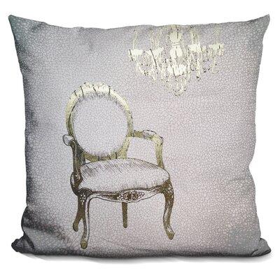 Ingraham Gilded Furniture Throw Pillow