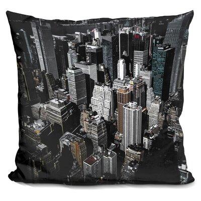 Marroquin Boxes of Manhattan Throw Pillow