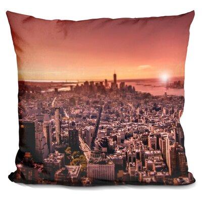 Manhattan in Throw Pillow