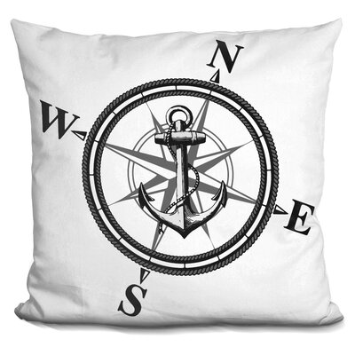 Pierpoint Nautica Throw Pillow
