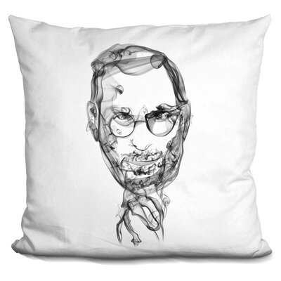 Jobs Throw Pillow