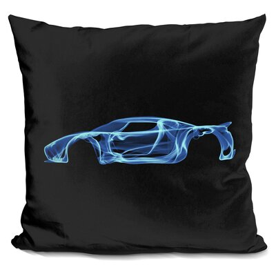 Pecora Koenigsegg Agerad Throw Pillow