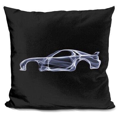 Pecoraro Mazda Throw Pillow