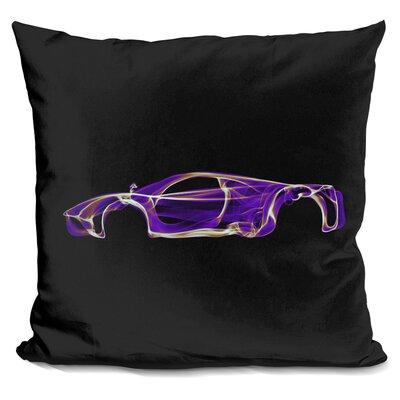 Pagani Huayrad Throw Pillow