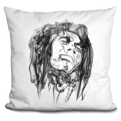 Jasso Bob Throw Pillow