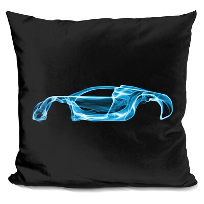Kennemer Bugatti Veyrond Throw Pillow