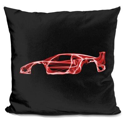Ferrari Fd Throw Pillow