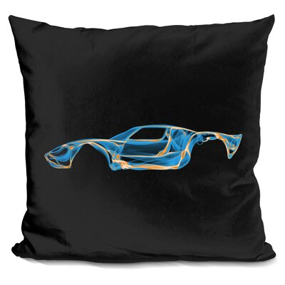 Ford Gtd Throw Pillow