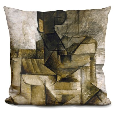 Manzano the Rower Throw Pillow
