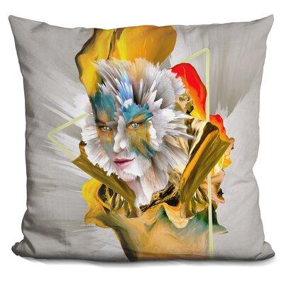 Evolution Throw Pillow