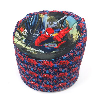 Marvel Ultimate Spider Man Drum Bean Bag Chair 06-0WK8-D03310