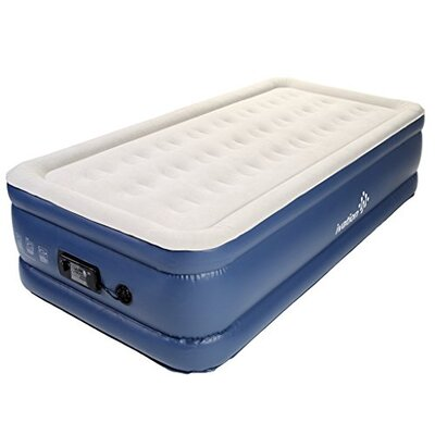 Ivation Inflatable Air Mattress Size: Queen