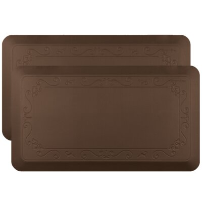 Stalder Kitchen Mat Color: Light Rustic