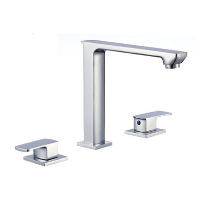 CUPC Approved Widespread Double Handle Bathroom Faucet