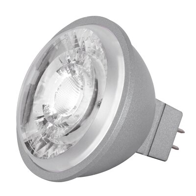 MR16 GU5.3/Bi-Pin LED Light Bulb Beam Angle: 40, Bulb Temperature: 3500K