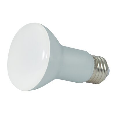 R20 6.5W E26/Medium(Standard) LED Light Bulb Bulb Temperature: 5000K, Lumens: 525