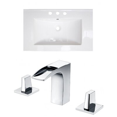 Roxy 32 Single Bathroom Vanity Top
