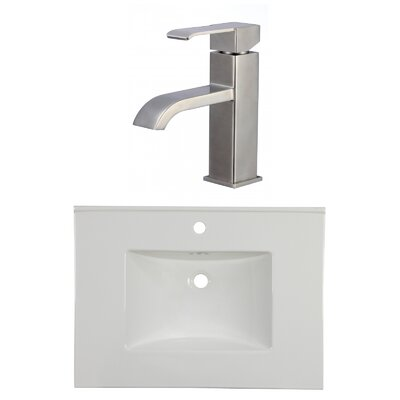 31 Single Bathroom Vanity Top