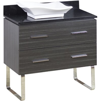 Dunamuggy 36 Single Bathroom Vanity Set