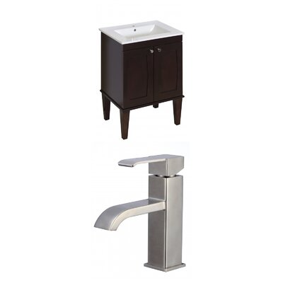 Harrop 24 Single Bathroom Vanity Set