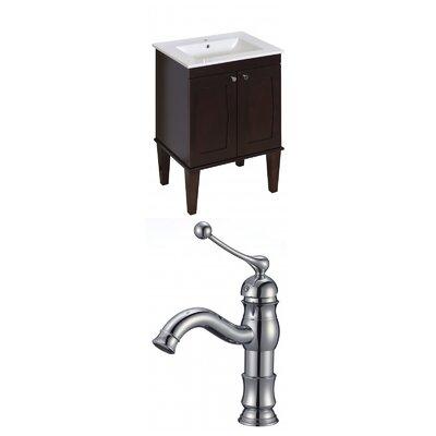 Harrop 24 Single Bathroom Vanity Set