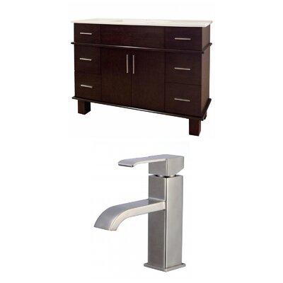 Heideman 48 Single Bathroom Vanity Set