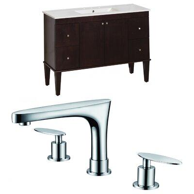 Harrop 48 Single Bathroom Vanity Set