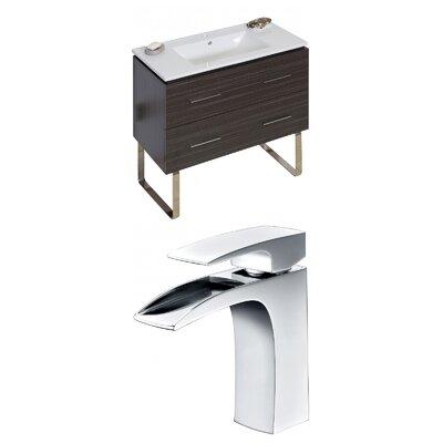 Hinerman 36 Single Bathroom Vanity Set