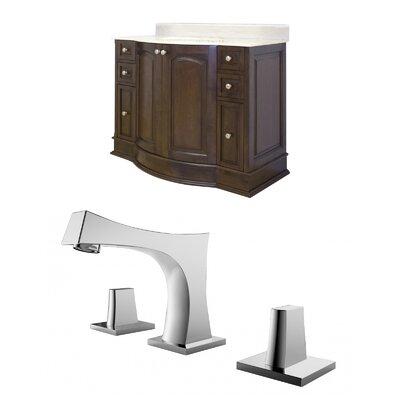 Reza 42 Single Bathroom Vanity Set