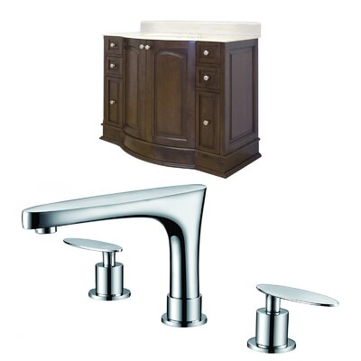 Reza 42 Single Bathroom Vanity Set