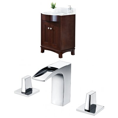 Vangorder 26 Single Bathroom Vanity Set