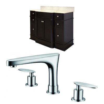 Rocco 50 Single Bathroom Vanity Set