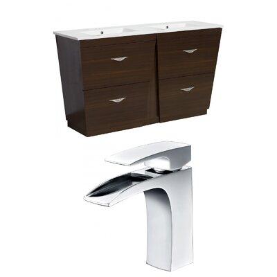 Dudelange 59 Double Bathroom Vanity Set