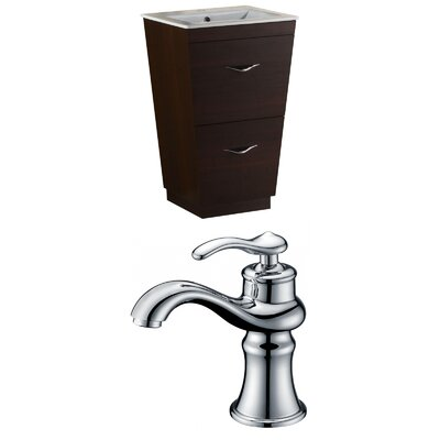 Dudelange 24 Single Bathroom Vanity Set
