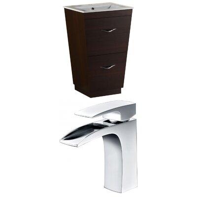 Dudelange 24 Single Bathroom Vanity Set