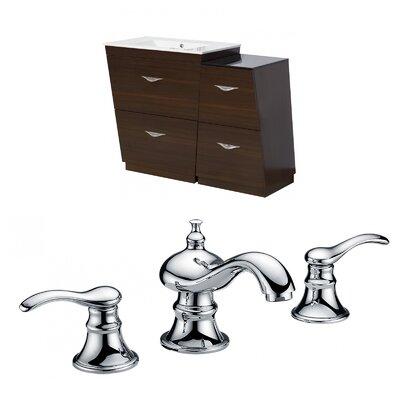 Dudelange 38 Single Bathroom Vanity Set