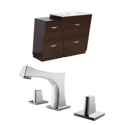 Dudelange 43 Single Bathroom Vanity Set