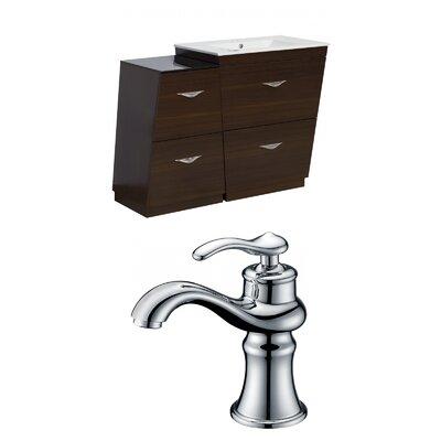 Dudelange 50 Single Bathroom Vanity Set