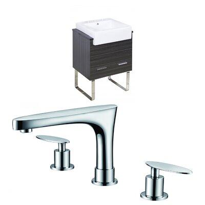 Hindman 25 Single Bathroom Vanity Set