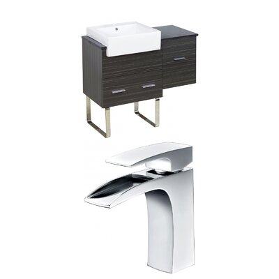 Hindman 37 Single Bathroom Vanity Set