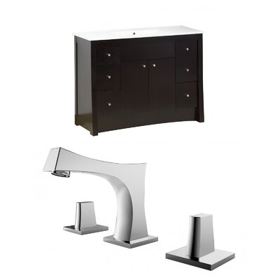 Vangundy 48 Single Bathroom Vanity Set