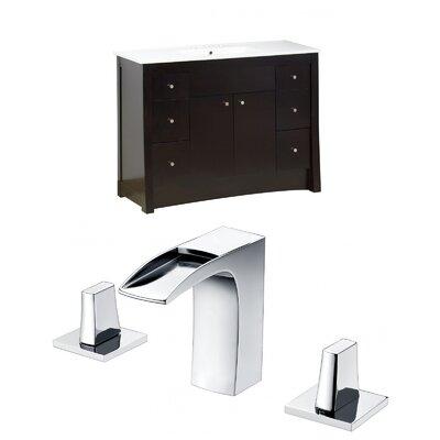 Vangundy 48 Single Bathroom Vanity Set