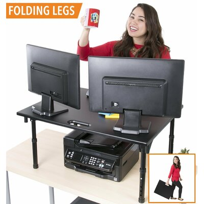 16.6 H x 31.5 W Standing Desk Conversion Unit