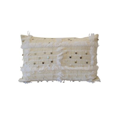 Leora 100% Cotton Throw Pillow