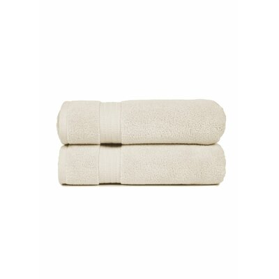 Morton Bath Towel Color: Ivory