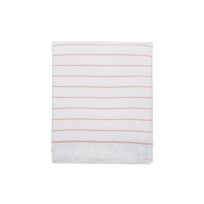 Sedwick Beach Towel Color: Coral