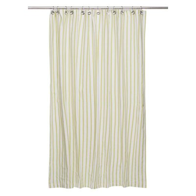 Monterry Stripe 100% Cotton Shower Curtain